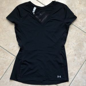 Under Armour Heat Gear athletic T-shirt NEW sz S